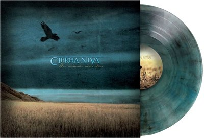 Cirrha Niva - For Moments Never Done - LP+TS+Poster