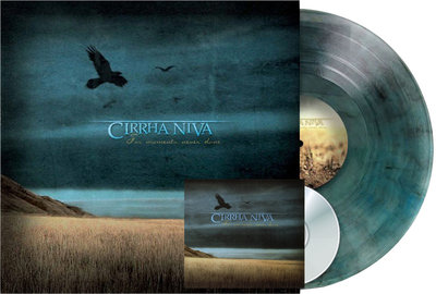 Cirrha Niva - For Moments Never Done - LP+CD