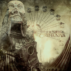 Cirrha Niva - Out Of The Freakshow - CD